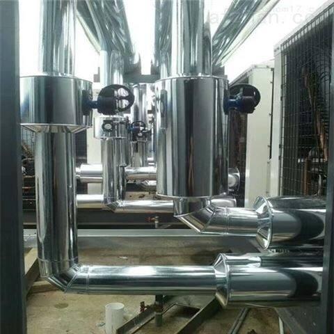 杭州市铝皮橡塑保温安装队