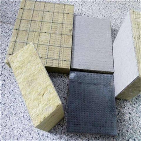 晋中半硬质岩棉板合格证