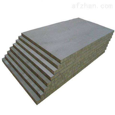 外墙防火岩棉复合板厂家供应