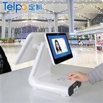 刷臉驗票機 內置攝像頭雙屏驗票終端 TPS650