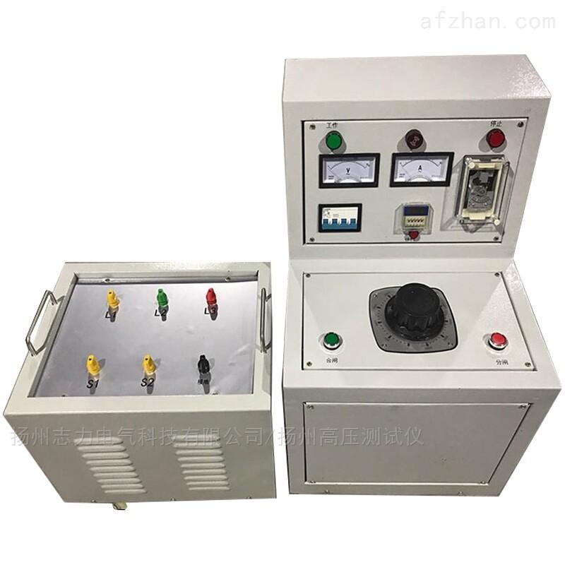 试验三倍频变压器装置