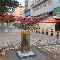 道路防冲撞升降柱 景区门口全自动升降路障
