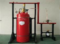 外贮压 管网式4.2MPa气体自动灭火装置
