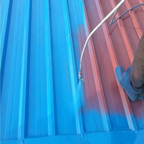 彩钢瓦墙面除锈翻新