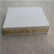 聚氨酯保温装饰一体板报价