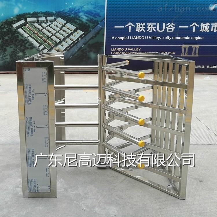 江苏驾校考场不锈钢单限旋转式闸机
