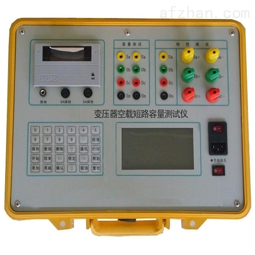 变压器容量测试仪装置