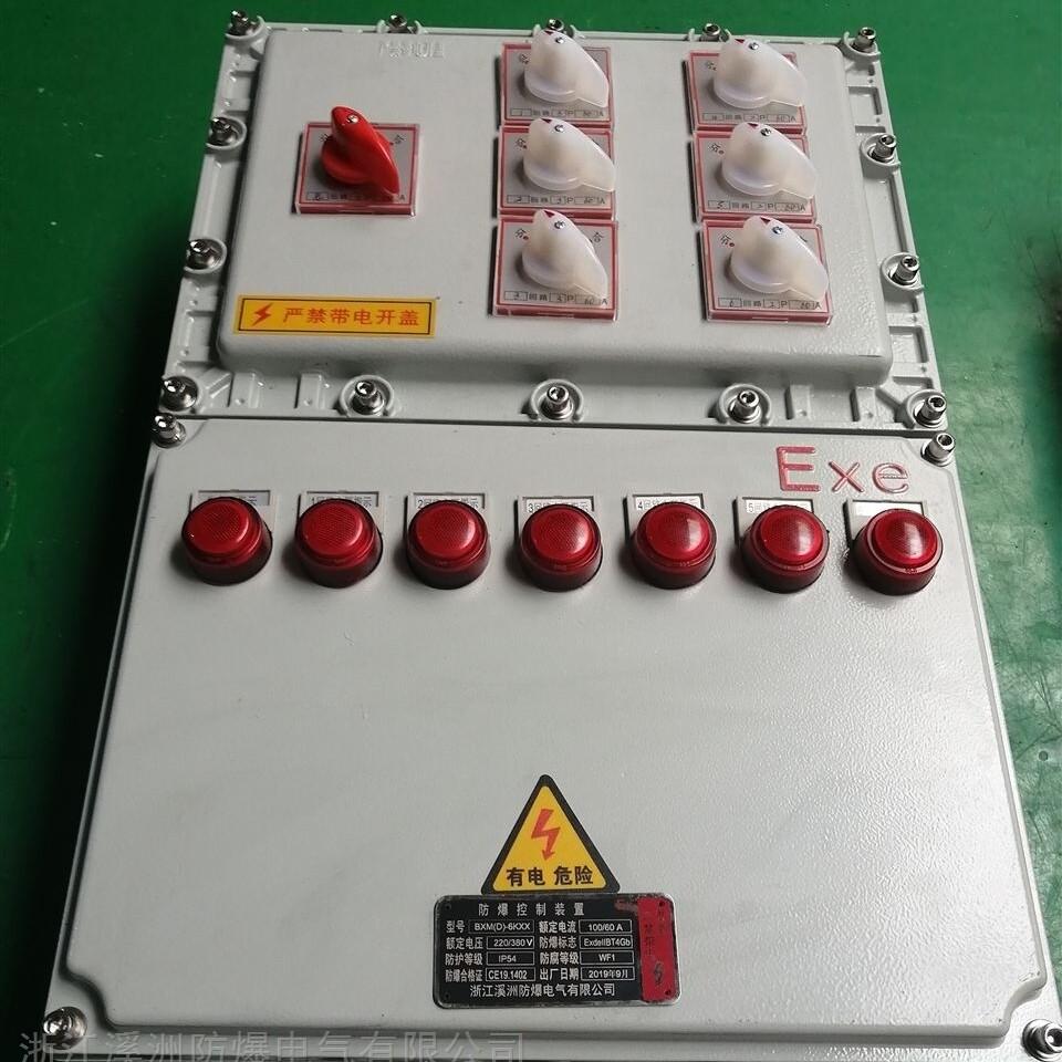 防爆照明配电箱BXMD-K