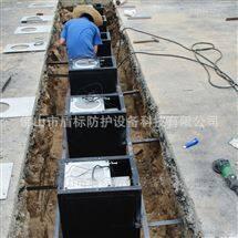 DB广州景区公园安装304不锈钢电动拦车升降柱