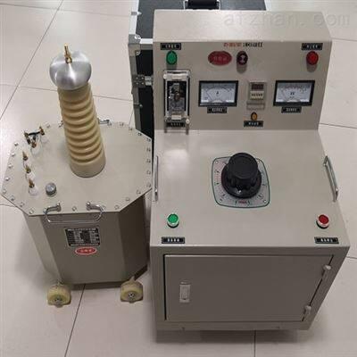 智能型工频耐压试验机应用