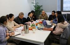福建省安防協會蒞臨安防展覽網交流指導