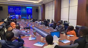 非洲多國領導代表蒞臨利亞德集團考察