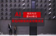 AI骚扰电话遭315曝光 背后问题安防业也需关注