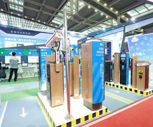 捷順科技參與主辦的深圳國際停車展開幕