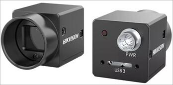 海康威视500万像素USB3.0接口偏振相机 多种成像不止所见