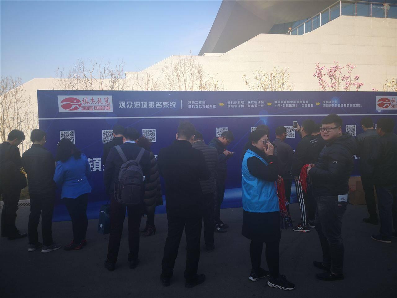 2019河北安博會 安防客戶齊聚