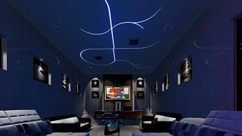 小間距LED屏建立多層次控制室可視化供給體系