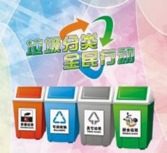 助力解决城市农村垃圾分类执行