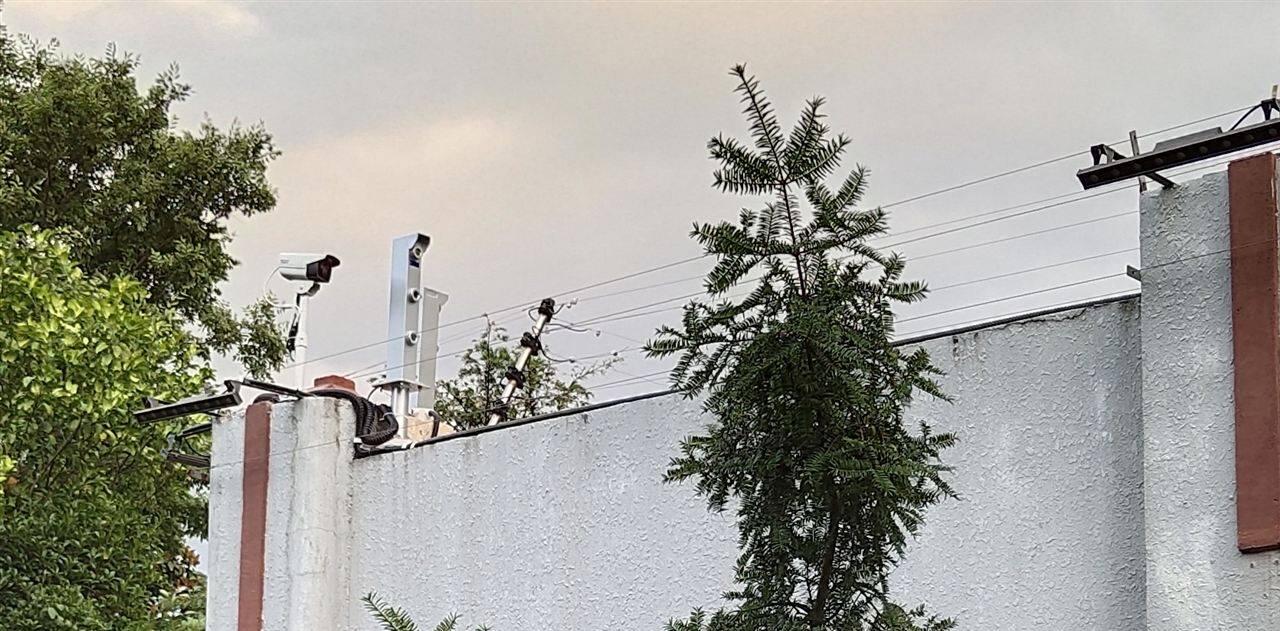 客歐安防:基本型激光對射探測器