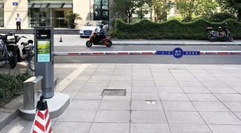 藍卡科技:黃龍世紀廣場智慧停車場上線