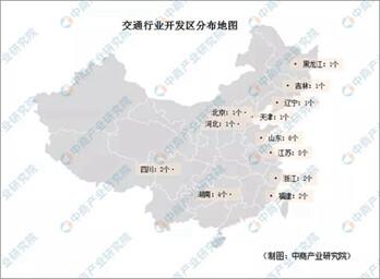 《交通強國建設綱要》印發 全國27個交通產業開發區盤點分析