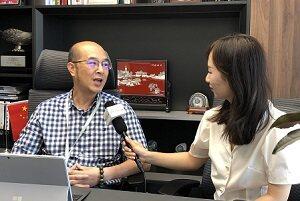 2019智能安防工程师大会专题走访航天科工广信智能技术有限公司