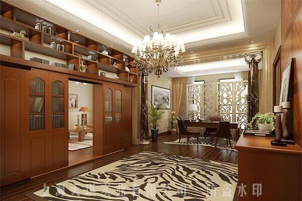 隐形密室门,家庭密室机关,地下密室设计