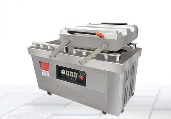 杨梅双室果蔬真空包装机