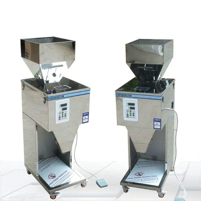 小麦粉称重分装机