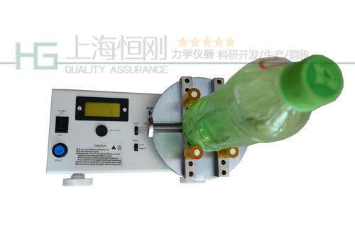 果汁饮料瓶瓶盖扭力测试仪