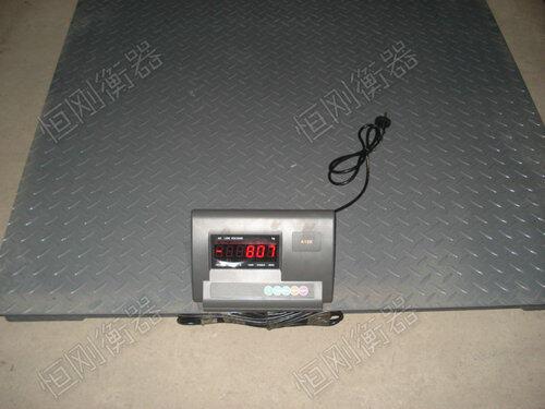 5T地磅电子称重仪