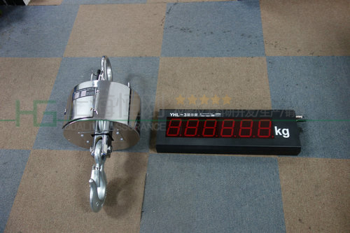 10t电子吊磅秤简单