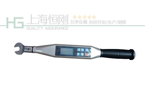 SGSX-2数显扭矩扳手(可换开口头)