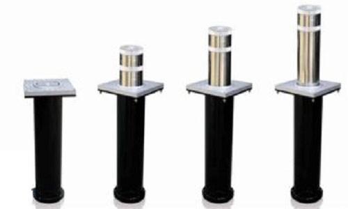 遥控自动液压式一体升降柱-客欧安防