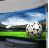 55寸无缝液晶拼接大屏幕监控电视墙